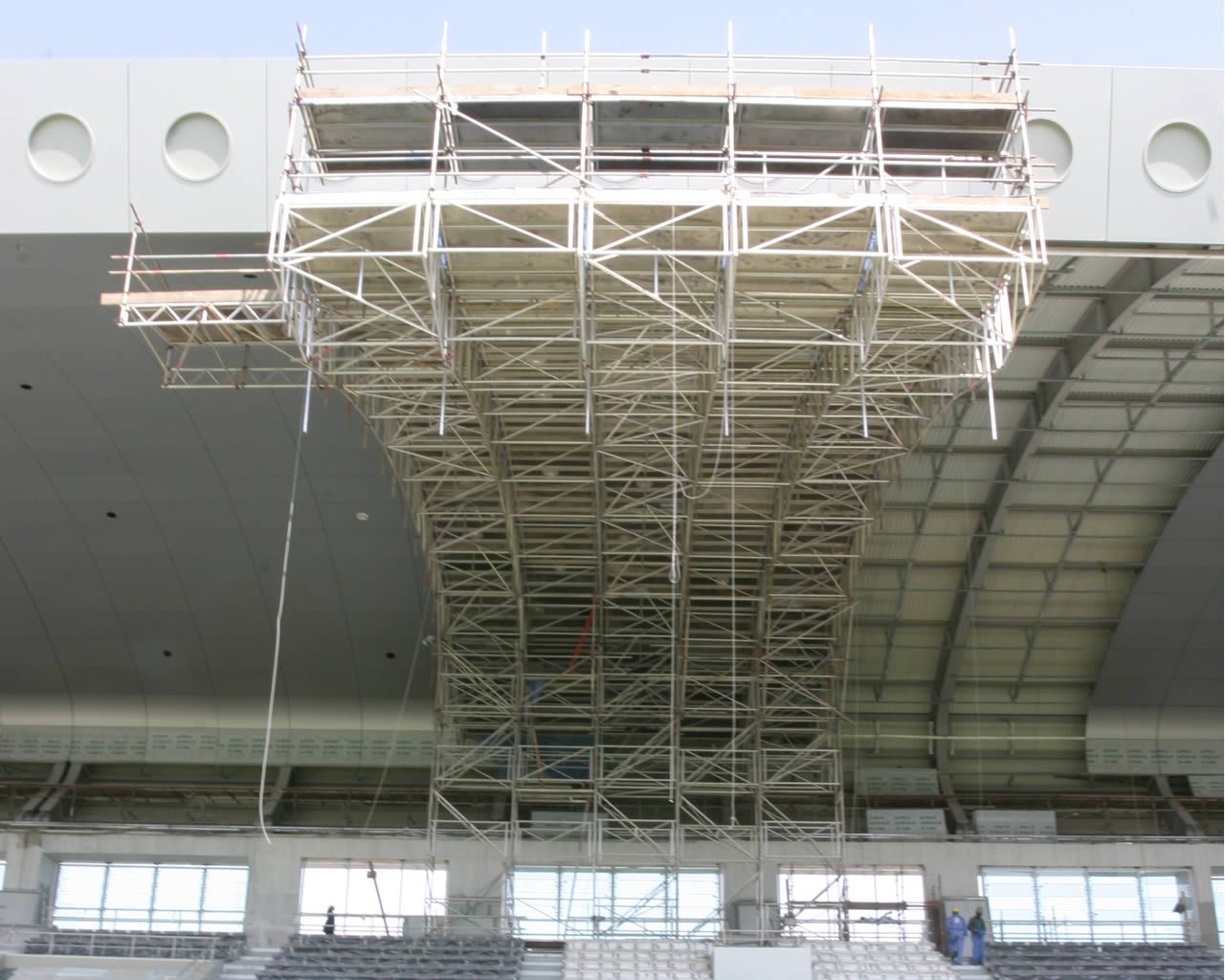 Al Sadd Football Stadium Doha Qatar