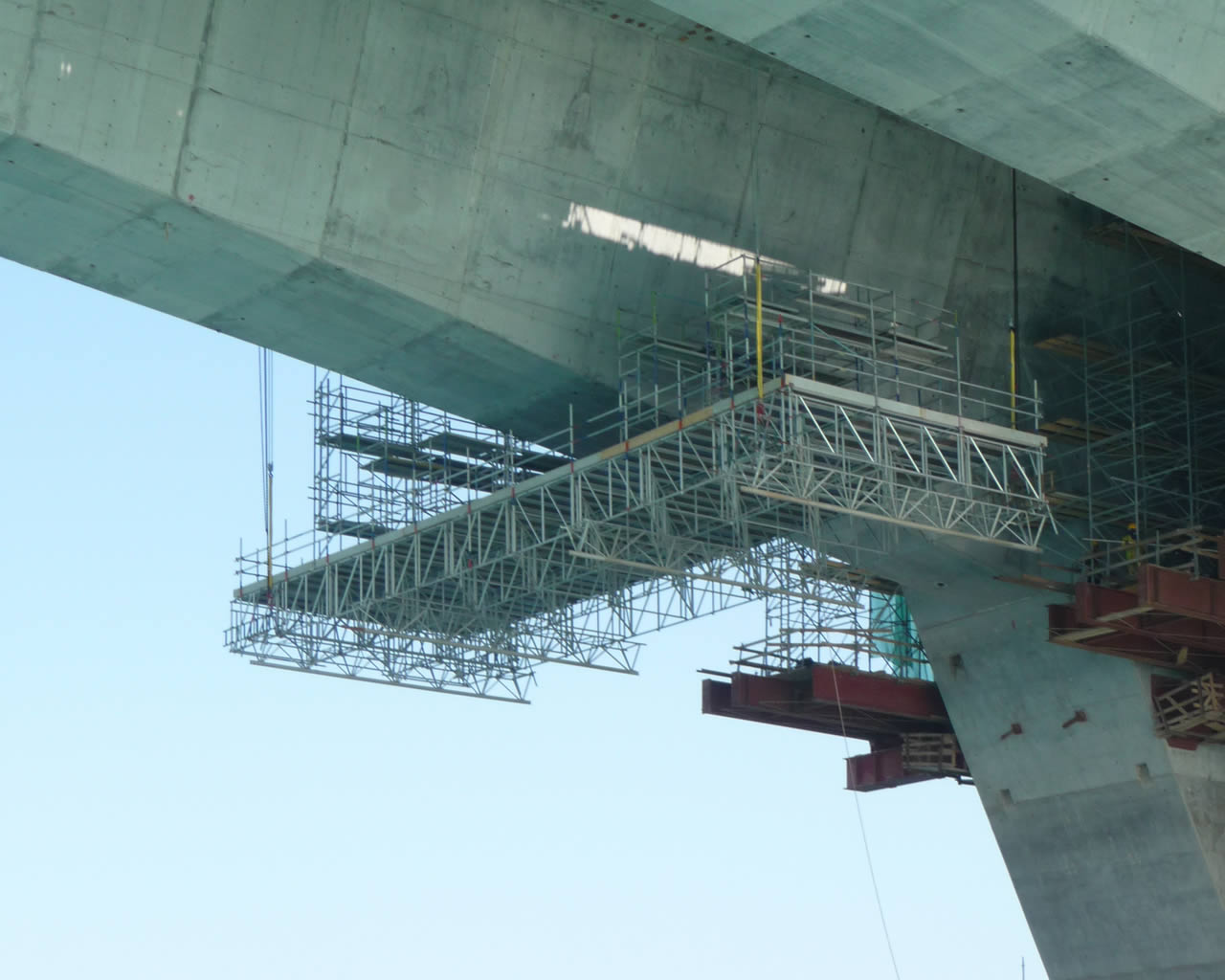 Saddyat Bridge Abu Dhabi