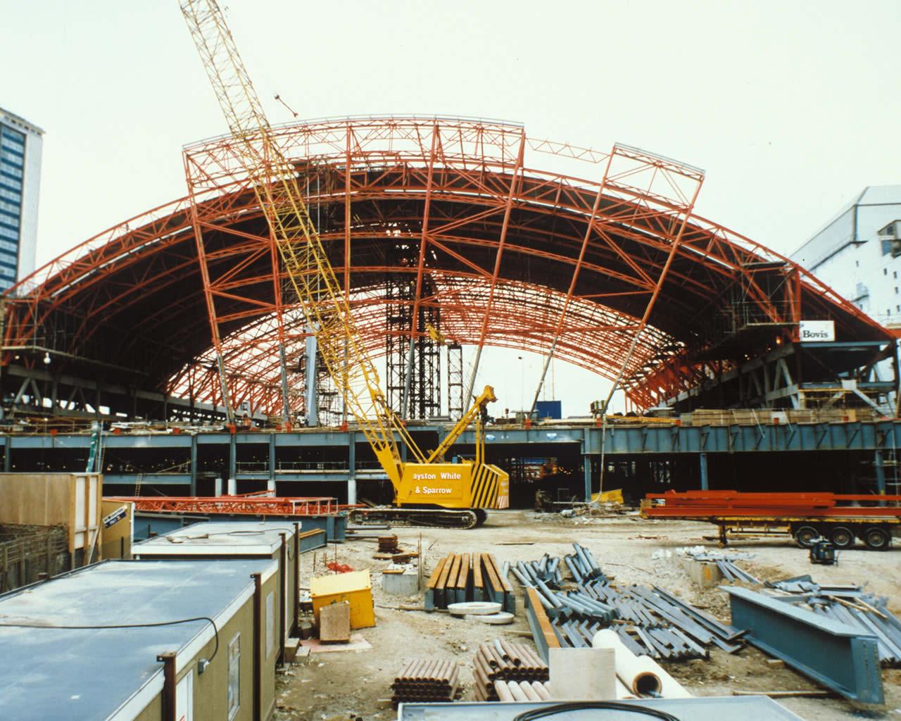 Earls Court Exhibition Centre London