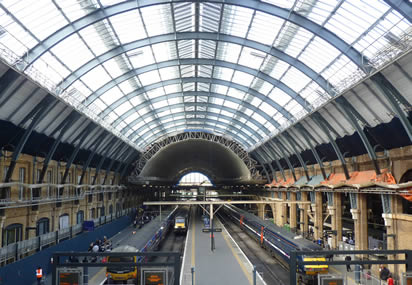 Read more about King's Cross Station