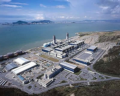 Black Point Power Station Hong Kong