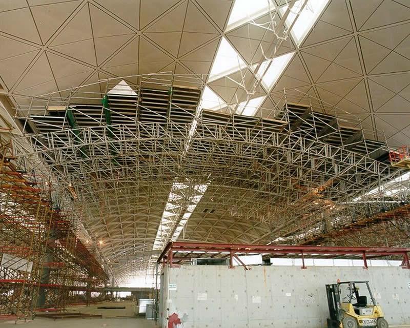 Chek Lap Kok Airport Hong Kong