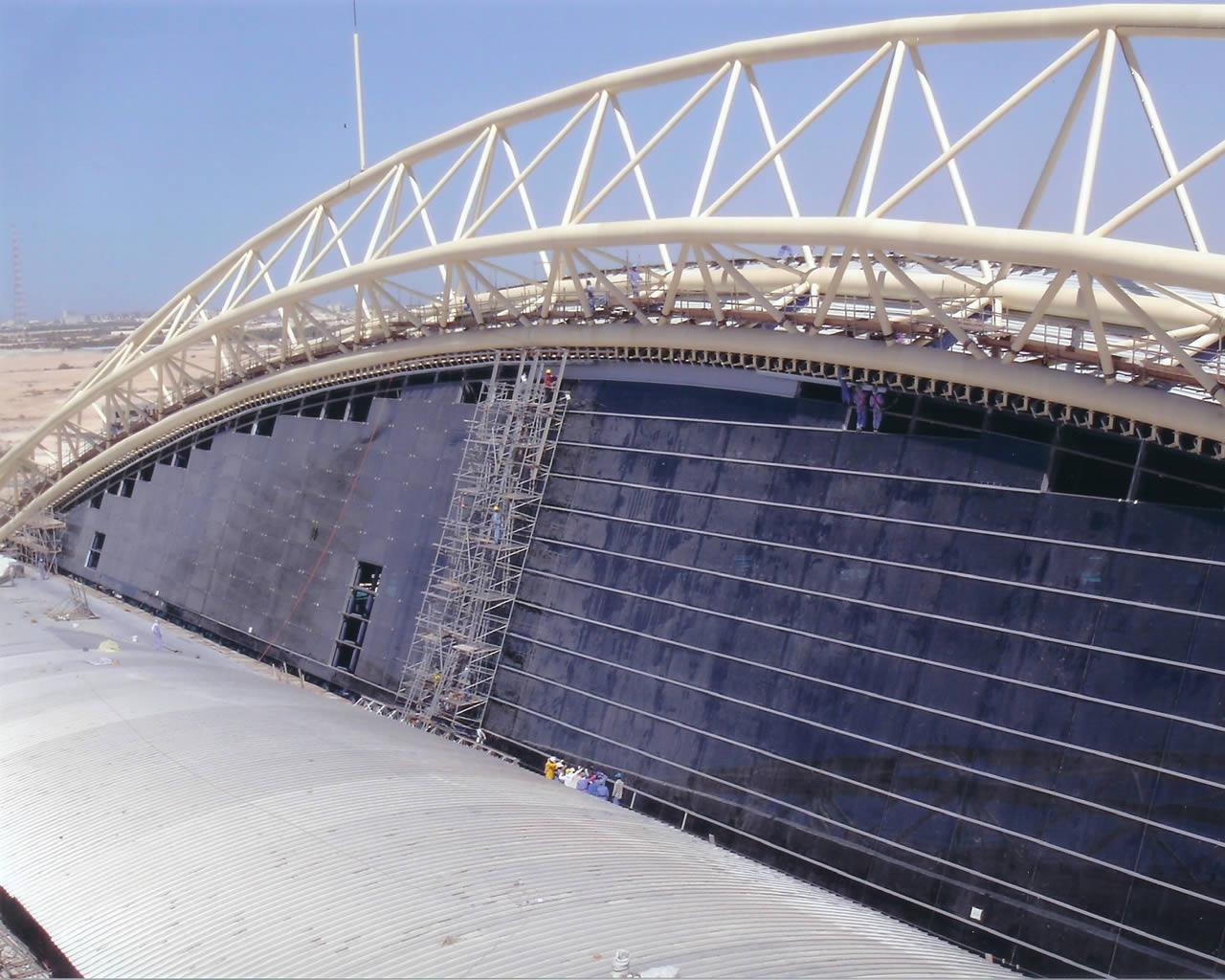 Khalifa Stadium, Doha, Qatar