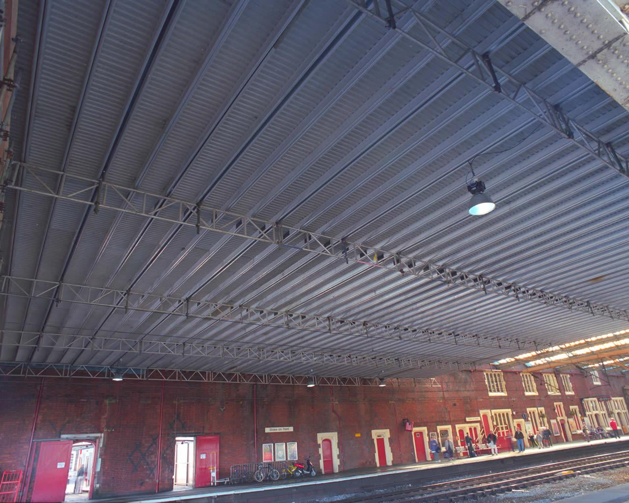 Stoke On Trent Main Railway Station